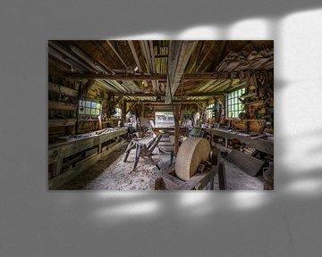 Oldtimer-Werft von Sybe Postma