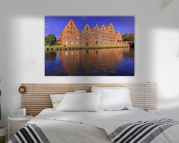 Zoutopslag Lübeck van Patrick Lohmüller