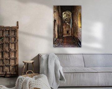 Fahrspur Perugia von Rob Boon