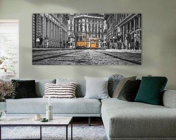 Rollwagen Mailand