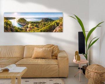 Mallorca's kustlandschap. van Fine Art Fotografie
