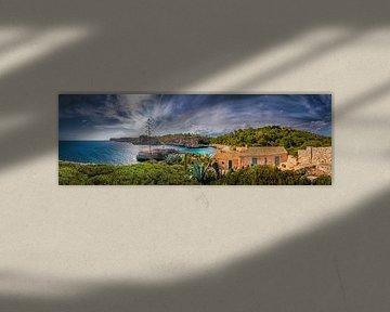 Mallorcaans landschapspanorama van Fine Art Fotografie