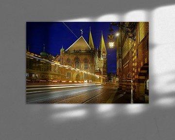Stadtlichter Bremen von Patrick Lohmüller