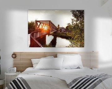 De Stönner-Meijwaardbrug van Dirk Smit