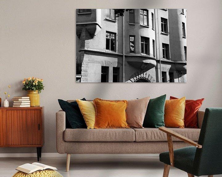 Sfeerimpressie: urban / straatfotografie in stockholm van Karijn   Fine art Natuur en Reis Fotografie