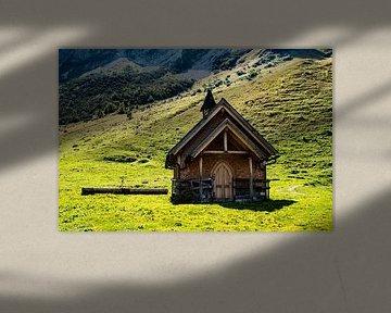 Chapelle de montagne à l'Alpe Steris sur Stefan Havadi-Nagy