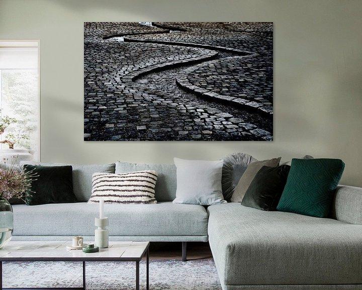 Sfeerimpressie: Waterslang van Petra Dreiling-Schewe