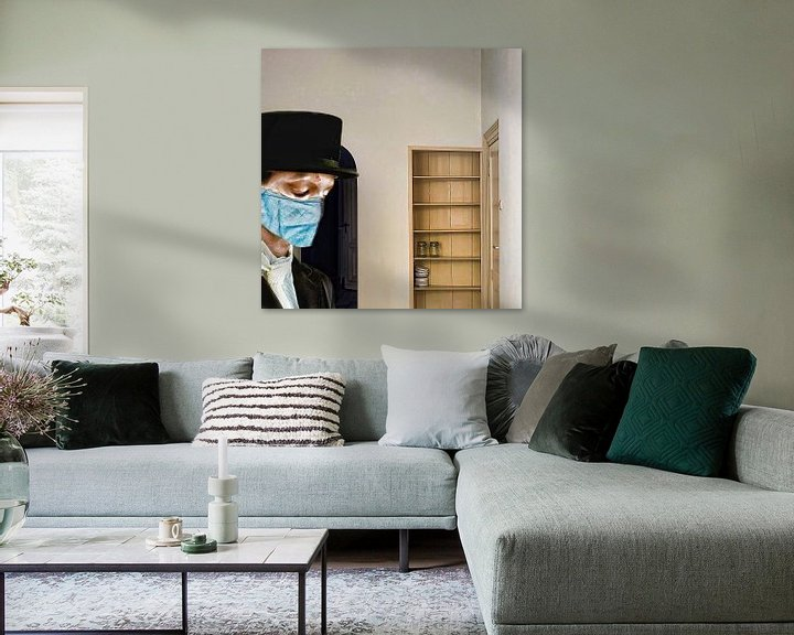 Sfeerimpressie: Kostuumdrama van Ruben van Gogh