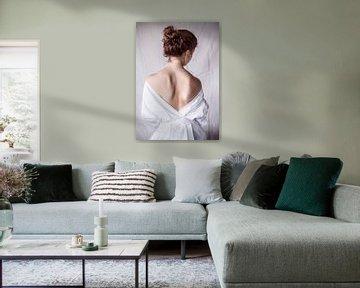 Het meisje met het rode haar van Affect Fotografie