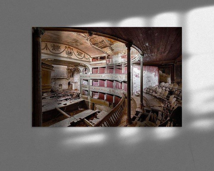 Beispiel: Goldenes Theater von Jeroen Kenis