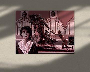 Camille Claudels Schicksal malerei von Paul Meijering