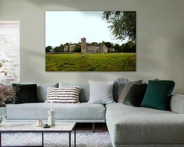 Landgoed Lacock Abbey van Patricia Leeman
