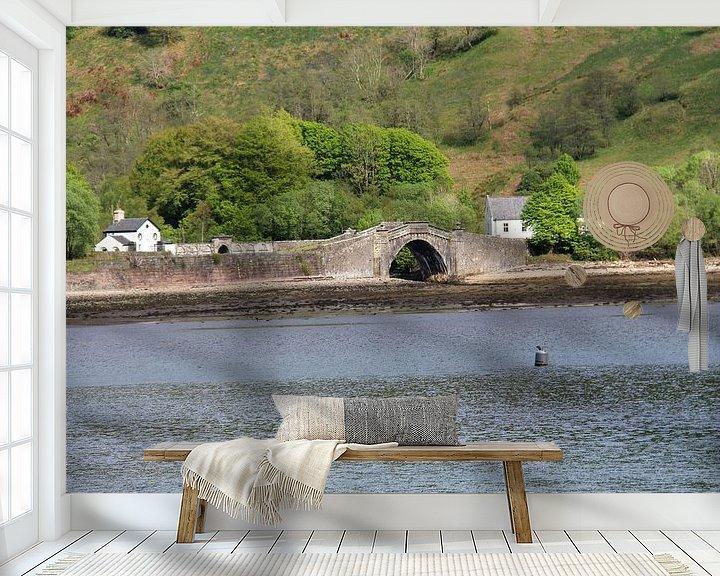 Beispiel fototapete: Loch Lomond von Henk Alblas