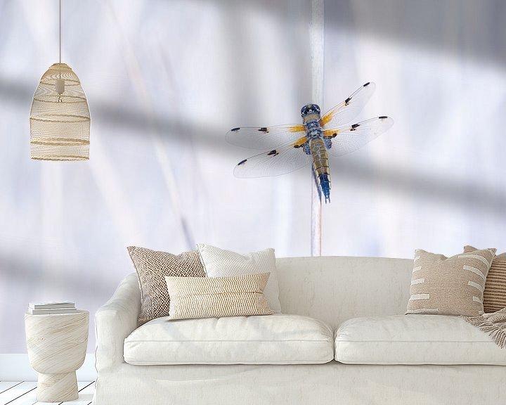 Sfeerimpressie behang: Viervlek van Sander Meertins