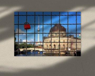 Le Bodemuseum de Berlin et la tour de télévision