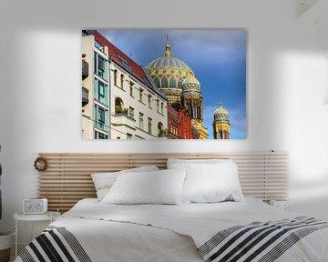 Nouvelle synagogue - Berlin, Mitte