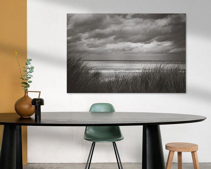 Sfeerimpressie: Zandvoort aan Zee van Nicky Kapel