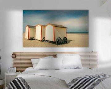 Spaß am Strand von Frans Nijland