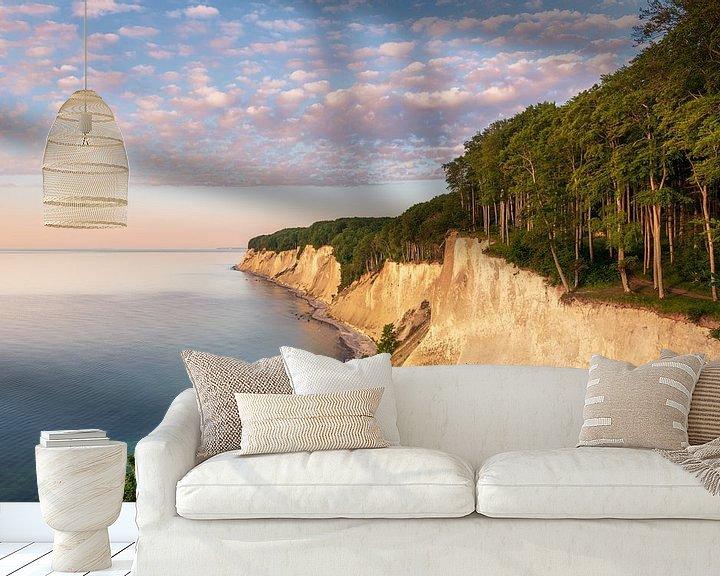 Beispiel fototapete: Kreidefelsen auf Rügen von Voss Fine Art Fotografie