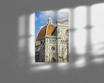 Il Duomo in Florance (Toscane), Italië van Discover Dutch Nature