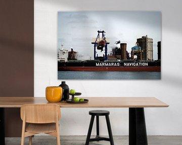 Marmaras Navigation van Olivier Van Acker