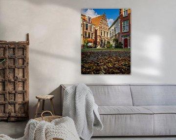 Rembrandt in Leiden van Dirk van Egmond