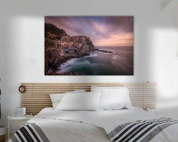 Manarola, Nationalpark Cinque Terre (Italien)