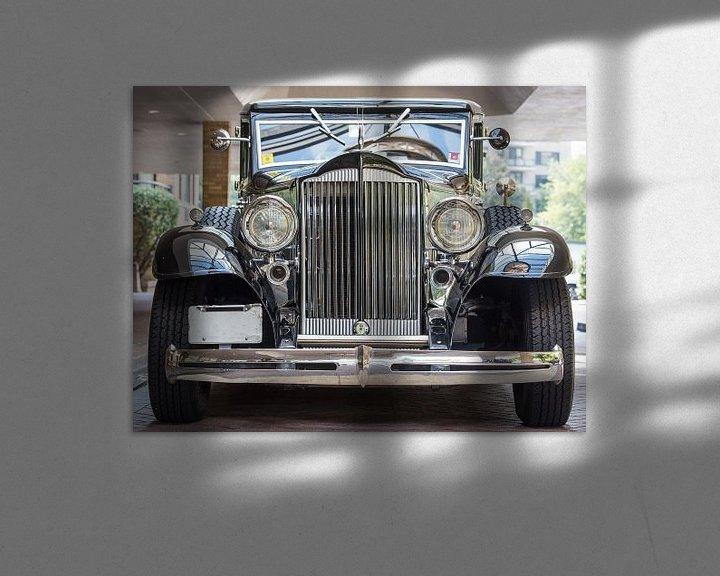 Beispiel: Klassieke Auto von bert van wijk