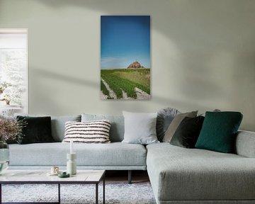 Le Mont Saint Michel, Frankrijk van Daphne Groeneveld