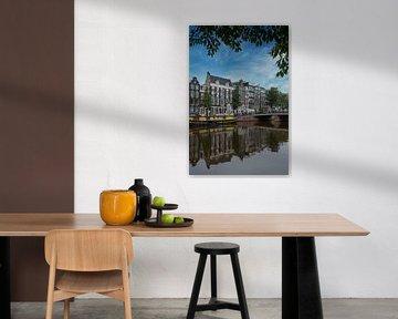 Singel Amsterdam von Foto Amsterdam / Peter Bartelings