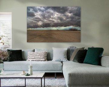 Dag zon, hier komt de storm! van Annett Mirsberger