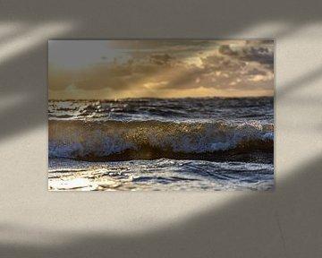 La vague sur Annett Mirsberger