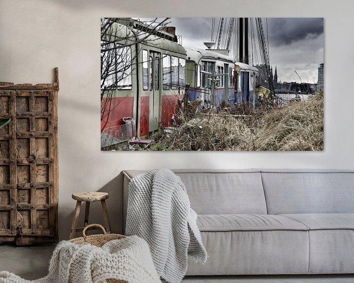 Beispiel: Lonely Trams von Edwin Stuiver