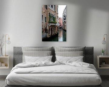Venetiaanse grachtenpandjes van Bianca ter Riet
