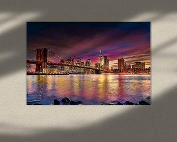 New York, New York von Patrick Ouwerkerk