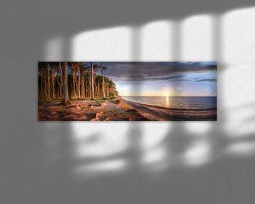 Kustlandschap aan de Oostzee in Mecklenburg Vorpommern van Fine Art Fotografie