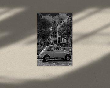 Fiat 500 von Foto Amsterdam / Peter Bartelings
