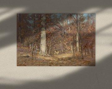 Landschaft, Theodore Clement Steele