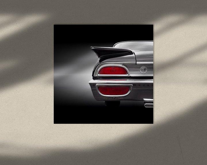 Sfeerimpressie: Amerikaanse klassieke auto 1960 Star Liner Hardtop van Beate Gube