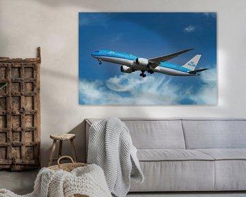 KLM Boeing 787-9 Dreamliner, Reg. PH-BH von Gert Hilbink