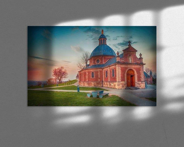 Sfeerimpressie: Kapelmuur Geraardsbergen van Wim van D
