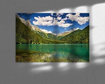 Antholzer See Südtirol