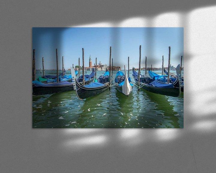 Sfeerimpressie: Venetië van Nico  Calandra