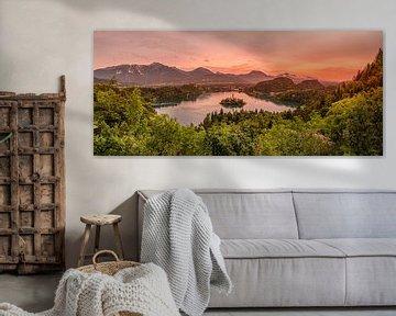 Sunset view von Alexander Dorn