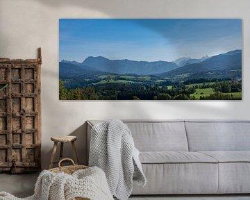 Chiemgau en Berchtesgadense Alpen van Peter Baier