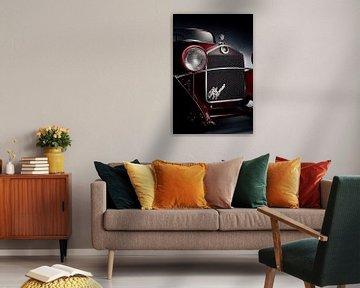 1931 Alfa Romeo 6C 1750 GT Compressore