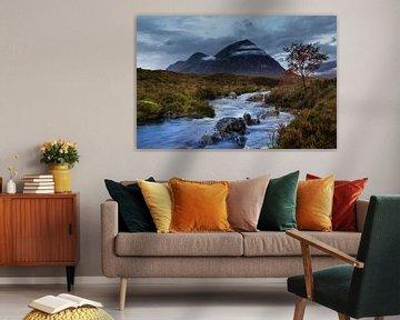 Herbst in den schottischen Highlands
