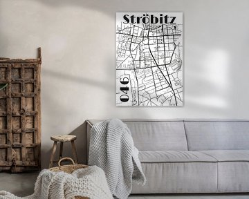 Cottbus Ströbitz von der Gestalter
