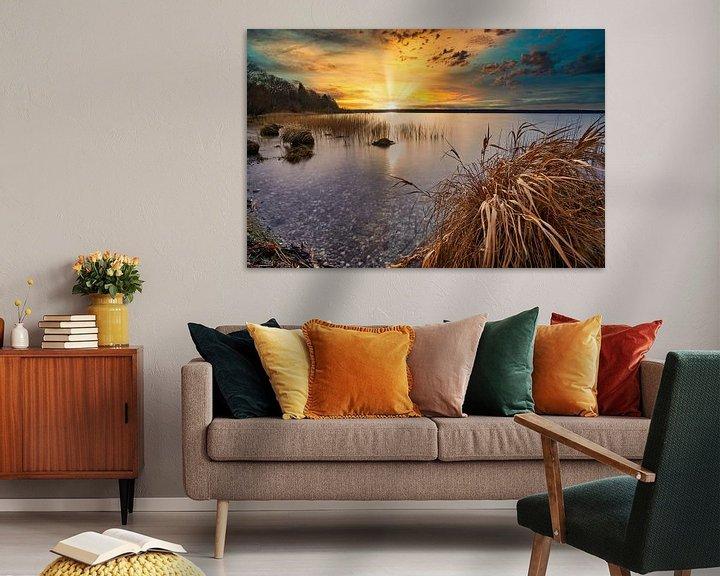 Beispiel: Ammersee Herbst von Einhorn Fotografie
