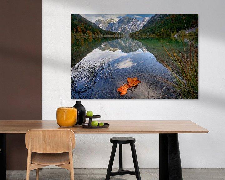Beispiel: Plansee Herbst von Einhorn Fotografie